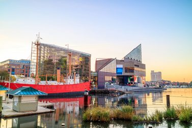 The Best Baltimore Day Trips