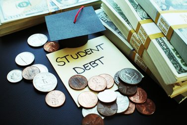 Average Student Debt and Tips on How to Recover