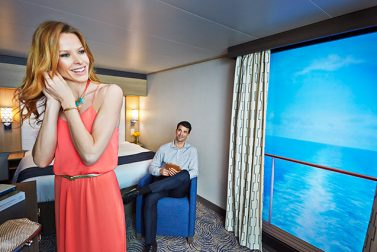 The Best Cruise Ships Bring High-Tech Amenities to the High Seas