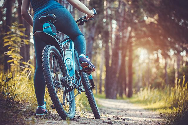 find bike trails
