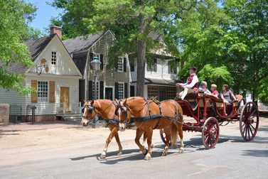 Hit the Road for Historic Virginia Day Trips