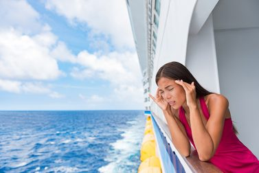 What Causes Motion Sickness on Cruise Vacations?