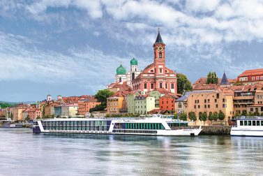Historical River Cruise Destinations