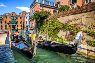Take in the Sights and Sounds of Italy at Famous European Destinations