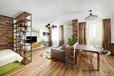 Making the Most of a Small Living Space