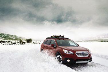Test Drive: 2017 Subaru Outback