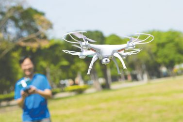 Get the Buzz on Drone Use