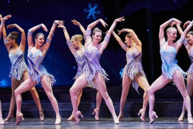 Experience the Magic of The Christmas Spectacular Starring the Radio City Rockettes