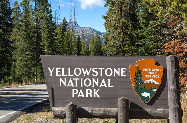 America S First National Park Yellowstone National Park Guide