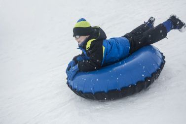 Where to Find the Best Snow Tubing in the Northeast