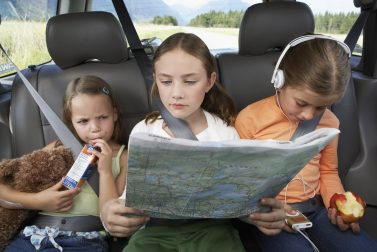 6 Family-Friendly Podcasts Just Right for Road Trips