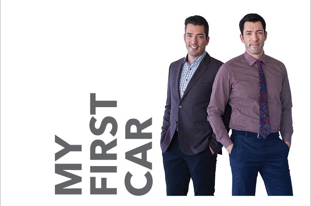 Property Brothers Johnathan and Drew Scott