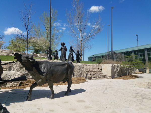 Omaha Statues