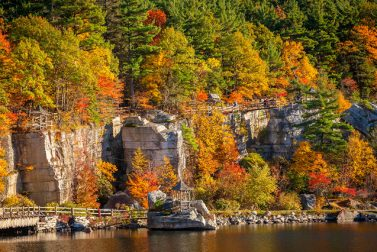 Following Fall: An Itinerary for an Extended Leaf-Peeping Season