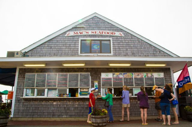 cape cod restaurants
