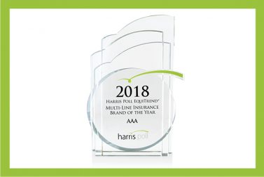 AAA Insurance Is Brand of the Year