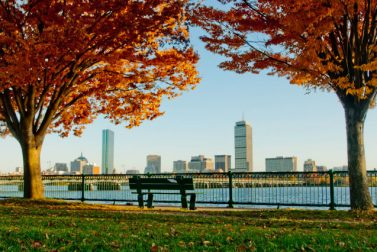 Top 4 Locales for a Boston Staycation