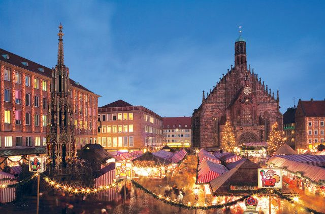 Christmas Cruises.Christmas Cruises To Europe S Holiday Markets Your Aaa Network