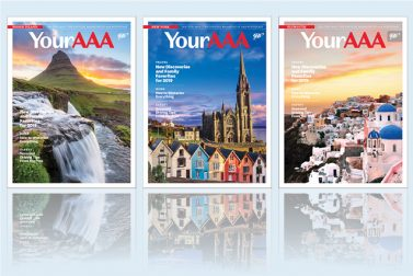New Year, New Look for Your AAA Magazine