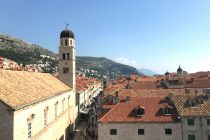 the balkans dubrovnik old town