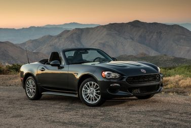 Performance, Please! – Fiat 124 Spider/Kia Stinger