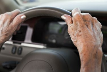 Senior Drivers Using Potentially Impairing Medications
