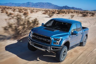 Tough Trucks – Ford F-150 Raptor/Chevrolet Colorado ZR2