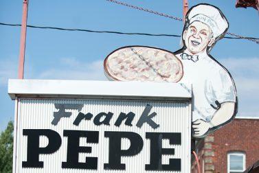 Diamond Dish: Frank Pepe Pizzeria Napoletana