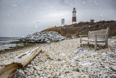Exploring Montauk in the Winter