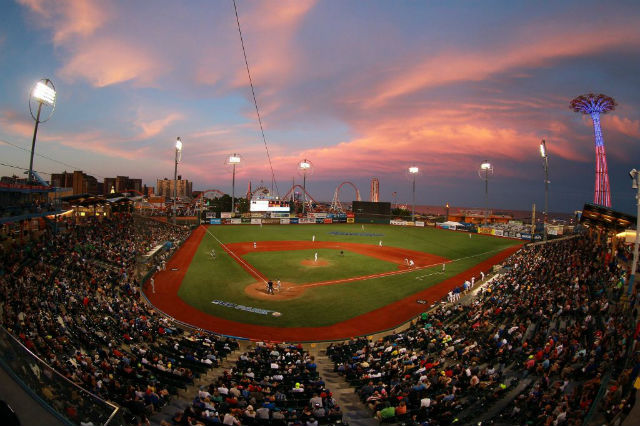 minor league baseball cities