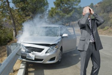 What Happens If You Crash Your Rental Car?