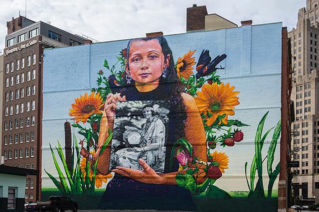 Street Art, Redefined in Providence