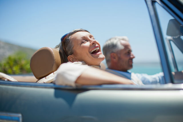 best road trips for convertibles
