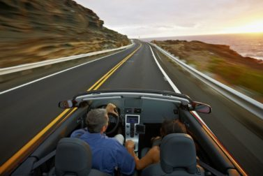 The Best Road Trips for Convertibles