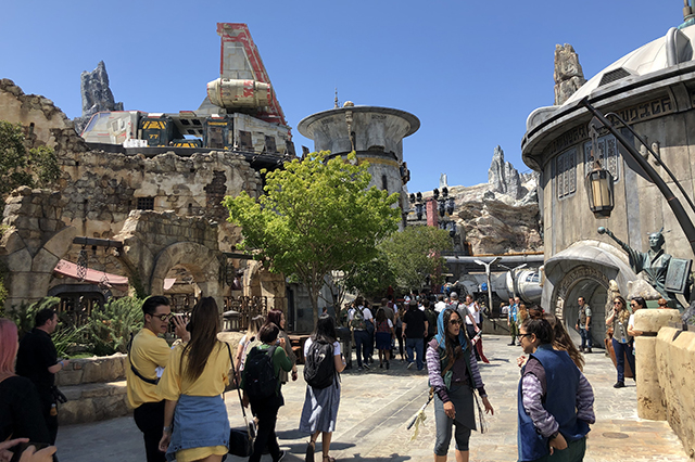 star was galaxy's edge opening