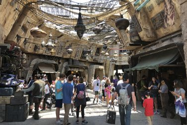 At Disneyland's Star Wars: Galaxy's Edge, Fans Can Live Their Own Galactic Adventure