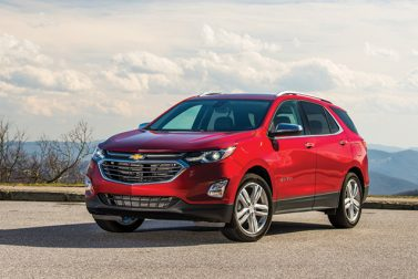Don't Judge a Book by Its Cover – Chevy Equinox/Toyota CH-R