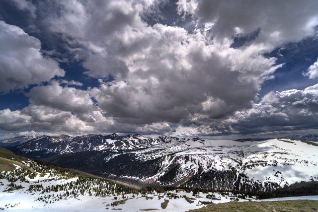 national park photos - Rocky Mountain National Park