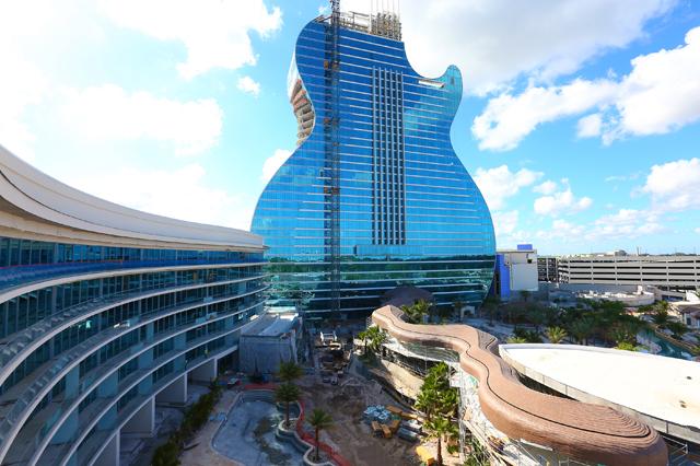Trending: This Hotel Rocks