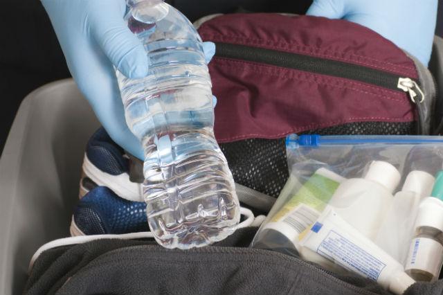 bringing medicine on a plane