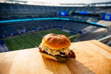 The Best NFL Stadium Food in the Northeast