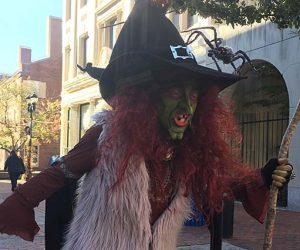 Put Spooky Salem, Massachusetts, on Your Halloween To-Do List