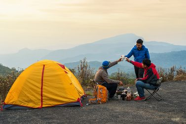 Northeast Camping Guide: Camping and Hiking in New England and New York