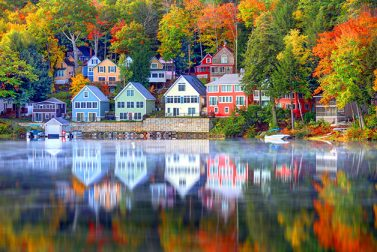 Amazing Fall Foliage Cruises Across the Northeast