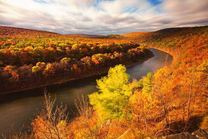 northeast fall foliage