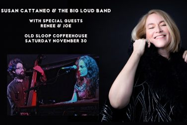 Susan Cattaneo and The Big Loud Band with Renée and Joe