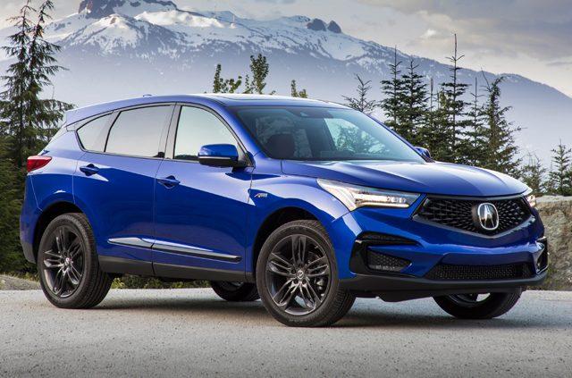 Test drive: Acura RDX