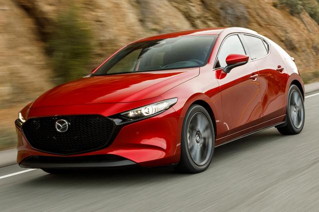 Test drive: Mazda 3