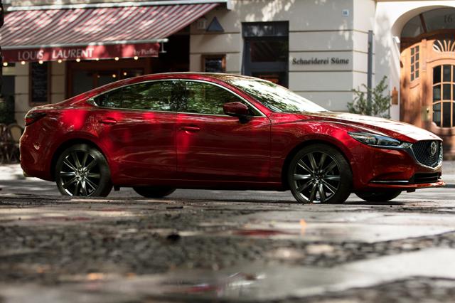 Test drive: Mazda 6