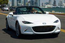 Test drive: Mazda MX-5 Miata